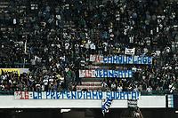 Striscione Tifosi Napoli <br /> Napoli 31-05-2015 Stadio San Paolo Football Calcio Serie A 2014/2015 Napoli - Lazio. Foto Andrea Staccioli / Insidefoto