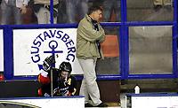 Ishockey , 7. september 2006 , UPC-ligaen , Frisk Asker - Trondheim  6-5 , <br /> Stanislav Hajdusek og Jan Morten Dahl , trondheim