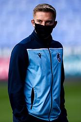 James Daly of Bristol Rovers arrives at Shrewsbury Town - Mandatory by-line: Robbie Stephenson/JMP - 20/10/2020 - FOOTBALL - Montgomery Waters Meadow - Shrewsbury, England - Shrewsbury Town v Bristol Rovers - Sky Bet League One