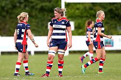 P Cleall of Bristol Ladies - Mandatory by-line: Robbie Stephenson/JMP - 18/09/2016 - RUGBY - Cleve RFC - Bristol, England - Bristol Ladies Rugby v Aylesford Bulls Ladies - RFU Women's Premiership