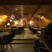 Interior, McMurdo Station Coffee House
