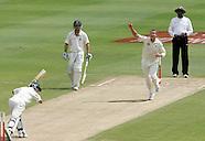 SA vs Australia 1st test D3