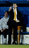 Photo: Leigh Quinnell.<br /> Luton Town v Hull City. Coca Cola Championship. 13/03/2007. Hull manager Phil Brown.