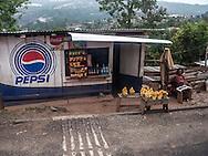Messico,Chapas,un negozio sulla strada
