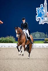 BURFEIND Juliane (GER), Belle de Carpie<br /> Hagen - Horses and Dreams 2019<br /> Qualifikation Louisdor-Preis-Finalqualifikation<br /> 26. April 2019<br /> © www.sportfotos-lafrentz.de/Stefan Lafrentz