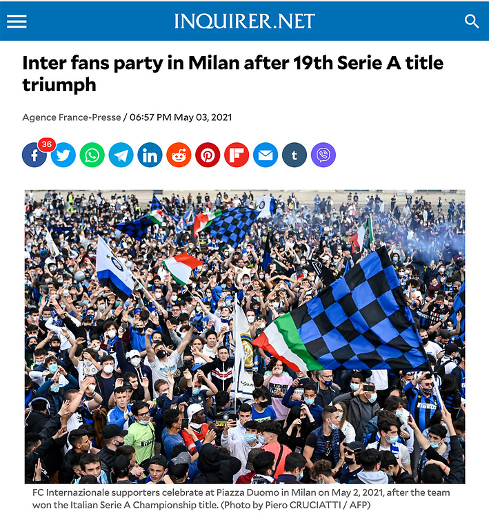 https://sports.inquirer.net/422154/inter-fans-party-in-milan-after-19th-serie-a-title-triumph