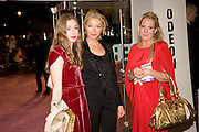 Anoushka Beckwith; Tamara Beckwith, The World Premiere of Young Victoria in aid of Children in Crisis and St. John Ambulance. Odeon Leicesgter Sq. and afterwards at Kensington Palace. 3 March 2009