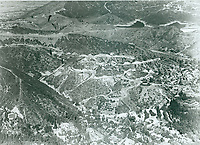 1930 Aerial photo looking NE at the Outpost Estates