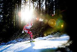 Hilde Fenne (NOR) during Women 12.5 km Mass Start at day 4 of IBU Biathlon World Cup 2015/16 Pokljuka, on December 20, 2015 in Rudno polje, Pokljuka, Slovenia. Photo by Ziga Zupan / Sportida