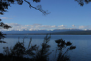 Lake Manapouri, South Island, New Zealand<br />