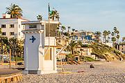 Laguna Beach Lifeguard Tower Looking South