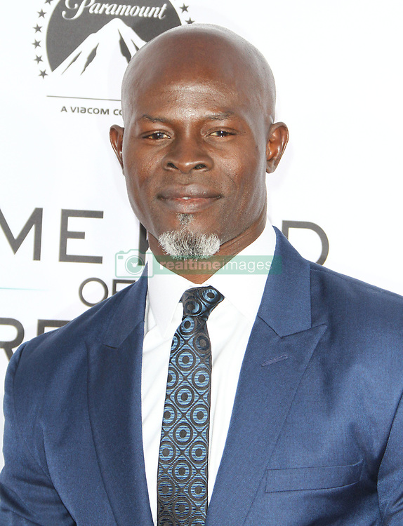 Same Kind of Different As Me Premiere at Village Theatre in Westwood, California on 10/12/17. 12 Oct 2017 Pictured: Djimon Hounsou. Photo credit: River / MEGA TheMegaAgency.com +1 888 505 6342