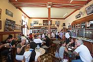 Interior of the restaurant Cordano