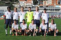 Fotball<br /> 20.10.2011<br /> Landskamp G15<br /> Portugal v Norge<br /> Foto: Cityfiles/Digitalsport<br /> NORWAY ONLY<br /> <br /> Portugal vs Norway  under 16 International Friendly Football Match. In picture: Lagbilde Norge