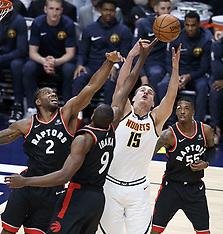 Nuggets v Raptors - 16 December 2018