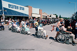 Sturgis Drug, Sturgis, South Dakota, 1986<br /> <br /> Limited Edition Print from an edition of 15. Photo ©1986 Michael Lichter.