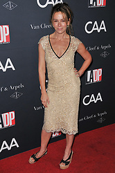 Jennifer Grey arrives at the L.A. Dance Project's Annual Gala held at LA Dance Project in Los Angeles, CA on Saturday, October 7, 2017. (Photo By Sthanlee B. Mirador/Sipa USA)