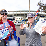 """San Diego Holiday Bowl - """"Give the Gear"""" Qualcomm Stadium 2016"""