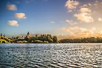 Washington State Capitol & Capitol Lake