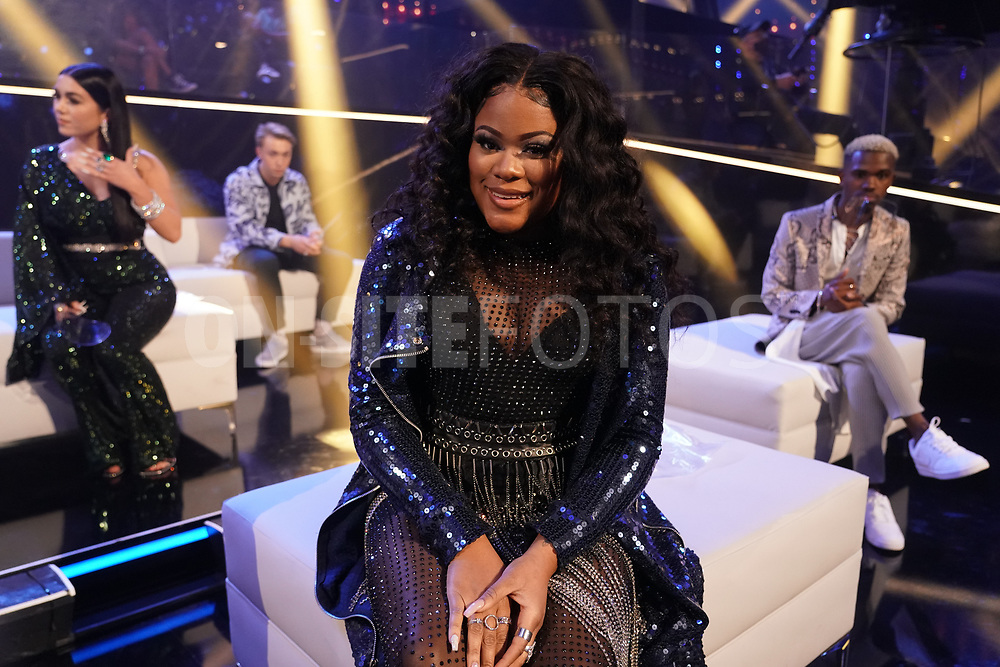 """AMERICAN IDOL – """"415 (The Comeback)"""" – A special episode of """"American Idol"""" featuring """"comeback contestants"""" airs MONDAY, APRIL 19 (8:00-10:00 p.m. EDT), on ABC. (ABC/Eric McCandless)<br /> CYNIAH ELISE"""