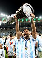 10/07 Argentina v Brazil FINAL