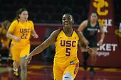 NCAA Women's Basketball-Washington State at Southern California-Jan 15, 2021