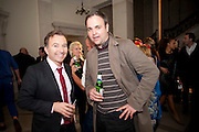 TONY CHAMBERS; TONY JASON, Wallpaper Design Awards 2012. 10 Trinity Square<br /> London,  11 January 2011.