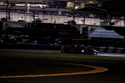 DAYTONA, FLORIDA - JANUARY 23, 2020: Risi Competizione, James Calado, Alessandro Pier Guidi, Davide Rigon and Daniel Serra driving the Ferrari 488 GTE Evo during the 58th running of the IMSA WeatherTech Sports Car Championship Rolex 24 at Daytona International Speedway.
