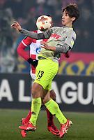 07.12.2017., Belgrade, Serbia - UEFA Europa League, group D, round 6, FK Crvena Zvezda - FC Koln. Yuya Osako. Photo: Srdjan Ilic/PIXSELL