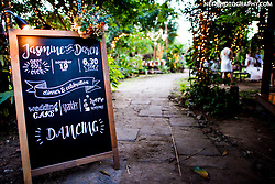 Destination wedding at Chiang Dao Nest 1 in Chiang Dao, Thailand.