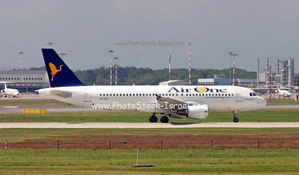 Air One, Airbus A320