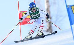 29.12.2017, Hochstein, Lienz, AUT, FIS Weltcup Ski Alpin, Lienz, Riesenslalom, Damen, 1. Lauf, im Bild Bernadette Schild (AUT) // Bernadette Schild of Austria in action during her 1st run of ladie's Giant Slalom of FIS ski alpine world cup at the Hochstein in Lienz, Austria on 2017/12/29. EXPA Pictures © 2017, PhotoCredit: EXPA/ Erich Spiess