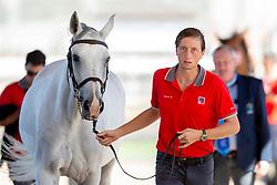 Fuchs Martin, SUI, Clooney<br /> World Equestrian Games - Tryon 2018<br /> © Hippo Foto - Sharon Vandeput<br /> 17/09/2018