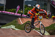 #150 (VEENSTRA Manon) NED at the 2016 UCI BMX World Championships in Medellin, Colombia.