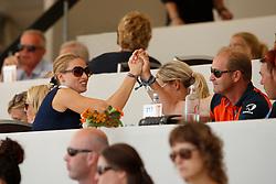 Van Liere Dinja, Van Uytert Joop<br /> World ChampionshipsYoung Dressage Horses<br /> Ermelo 2018<br /> © Hippo Foto - Stefan Lafrentz<br /> 05/08/2018