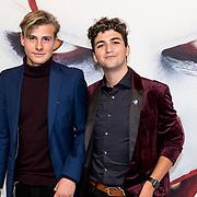 NLD/Hilversum/2019090 - Première IT: Chapter Two, Tommy Kok en  Zaid El Ouardani