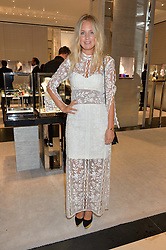 MARISSA MONTGOMERY at a cocktail party to mark the opening of the House of Dior, the United Kingdom's largest and premier Dior boutique at 160-162 New Bond street, London on 8th June 2016.