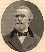 Thomas Silver (1813-1888) American civil engineer, born Cumberland County, New Jersey