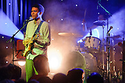 Photos of Icelandic pop band Retro Stefson performing at club NASA in Reykjavik, Iceland. October 7, 2011. Copyright © 2011 Matthew Eisman. All Rights Reserved.