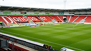General view of the Keppmoat Stadium before the EFL Sky Bet League 1 match between Doncaster Rovers and Coventry City at the Keepmoat Stadium, Doncaster, England on 4 May 2019.