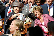 Koninginnedag 2011 in de Limburgse plaats Weert // Queen's Day 2011 in the southern of Holland ( Limburg). The Royal family is visiting the city of Weert.<br />