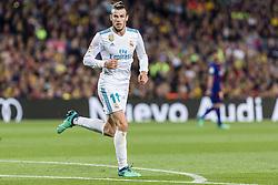 May 6, 2018 - Barcelona, Catalonia, Spain - Real Madrid forward Gareth Bale (11) during the match between FC Barcelona v Real Madrid, for the round 36 of the Liga Santander, played at Camp nou  on 6th May 2018 in Barcelona, Spain. (Credit Image: © Urbanandsport/NurPhoto via ZUMA Press)