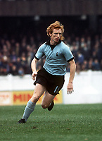 Fotball<br /> England <br /> Foto: Colorsport/Digitalsport<br /> NORWAY ONLY<br /> <br /> Willie Carr (Coventry City) Coventry City v Newcastle United, 16/09/1972