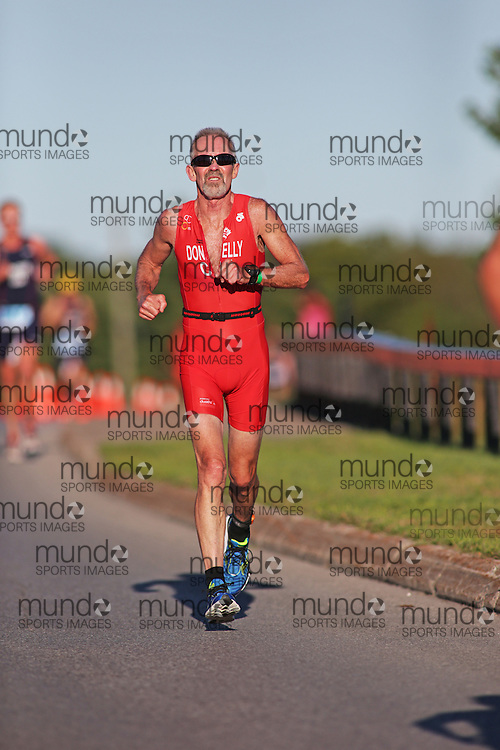 (Ottawa, Canada---10 August 2013)  \Donelly\ International Triathlon Union 2013 World Duathlon Championships (10 km run- 40 km bike- 5km run).