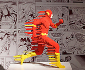 The Art of The Brick: DC Super Heros 28th February 2017