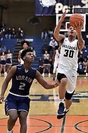 Lorain Titans at Garfield Heights varsity basketball on Feb. 3, 2018. Images © David Richard and may not be copied, posted, published or printed without permission.