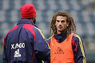 2009.11.21 MLS: Salt Lake Training
