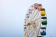 Amusement park in the clouds, Tibidabo, Barcelona