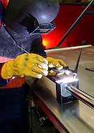 Stainless steel welding. <br /> Larger JPEGS and TIFFs available. Contact us via  www.photograhy4business.com