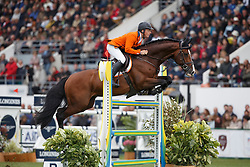 Greve Willem, (NED), Carambole N.O.P. <br /> Furusiyya FEI Nations Cup presented by Longines <br /> La Baule 2016<br /> © Hippo Foto - Dirk Caremans<br /> 13/05/16